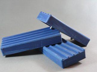 podpora boczna gumowa niebieska niebrudząca kubix