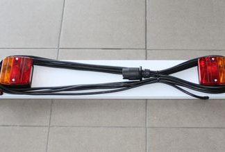 tablica oświetleniowa z przewodem 6m kubix