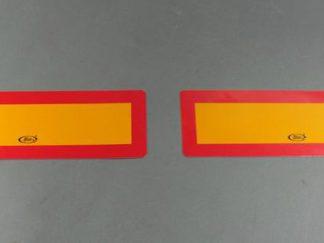 tablice wyróżniające ponad gabaryt 300x100 kubix
