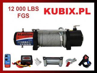 Wciągarka elektryczna samochodowa RENEGADE 12000LBS