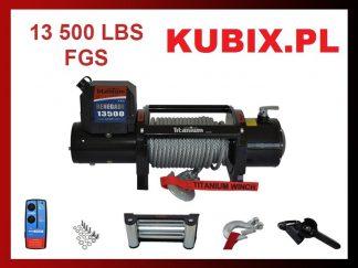 Wciągarka elektryczna samochodowa RENEGADE 13500LBS