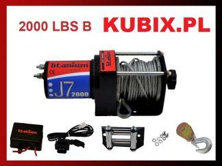 Wciągarka elektryczna ATV J7 2000 lbs