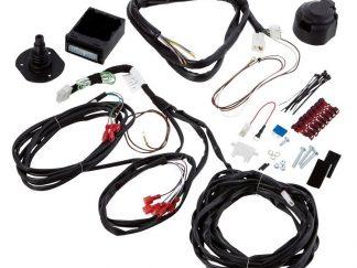 Instalacja elektryczna do haka holowniczego 7pin moduł uniwersalny