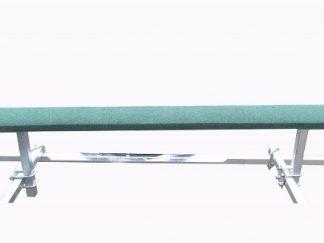 Komplet podpór przesuwnych płaskich PP450 170cm